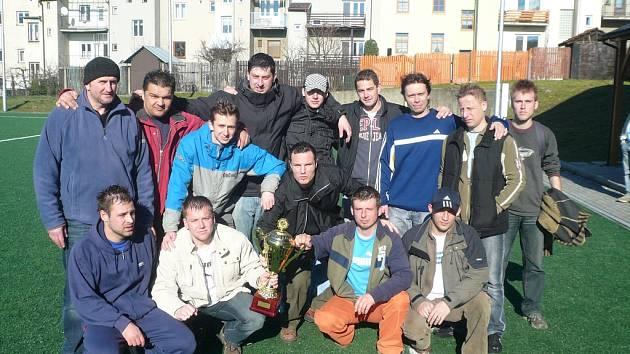Lískovec se stal vítězem turnaje v Novém Jičíně.