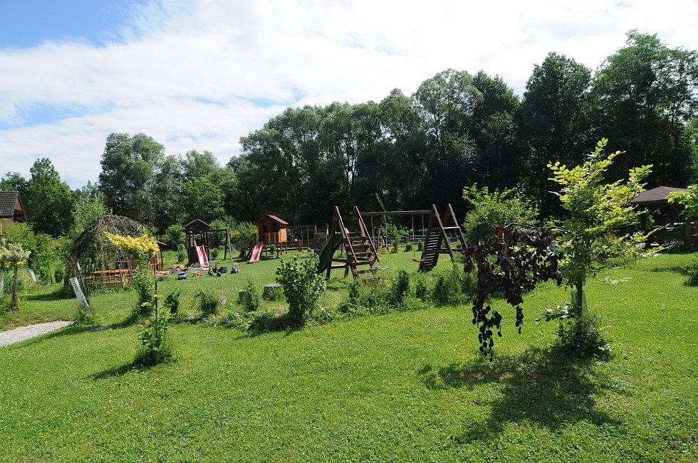 Žermanický park.