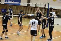 První finálové utkání s Turnovem odehrají volejbalisté BV Beskydy v pátek 17. března na své palubovce.
