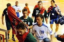 Extraligoví házenkáři Frýdku-Místku podruhé v řadě naplno bodovali, když na ně tentokráte nestačil celek Třeboně.