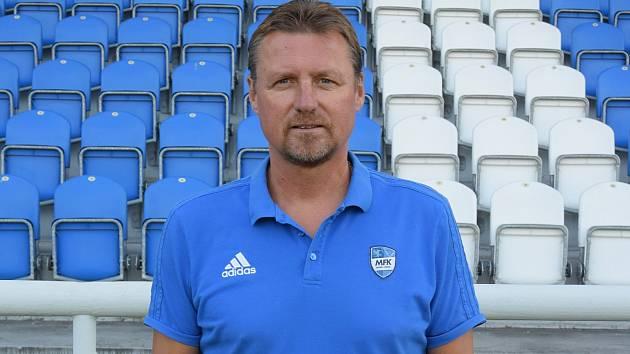 Karel Orel je novým trenérem třetiligového Frýdku-Místku.
