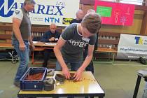Střední odborná škola Třineckých železáren hostí 9. a 10. května sedmý ročník mezinárodních řemeslných her.