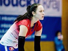 Volejbalistky Frýdku-Místku zakončily první část extraligové soutěže na 6. místě.