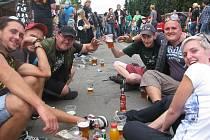 Radegast den v Nošovicích opět přilákal tisíce návštěvníků, v centru obce se v sobotu bavili lidé z celého regionu.