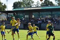 Vratimov dal v domácí premiéře v MSFL čtyři góly.