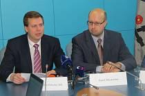 Zástupci ČSSD oznámili ve středu vypovězení koaliční smlouvy s hnutím ANO.