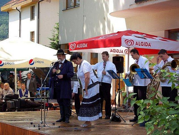 Markrabství lašské v sobotu 25. června pořádalo v Čeladné tradiční akci Otevírání lašského léta.