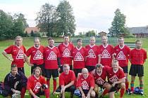Fotbalisté Eintrachtu Triosport se stali vítězi fotbalového turnaje.