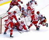 Hokejová extraliga 44. kolo: Třinec - Hradec Králové