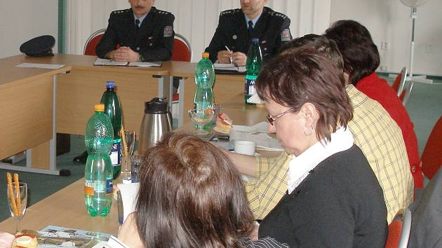 Setkání starostů Mikroregionu povodí Stonávky.