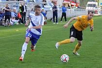 Fotbalisté Frýdku-Místku nedali gól ani ve čtvrtém utkání v řadě, když na domácím trávníku podlehli Sokolovu 0:1.