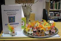Do celostátní akce Noc s Andersenem se v pátek 3. dubna už pošesté zapojila i knihovna v Dobré.