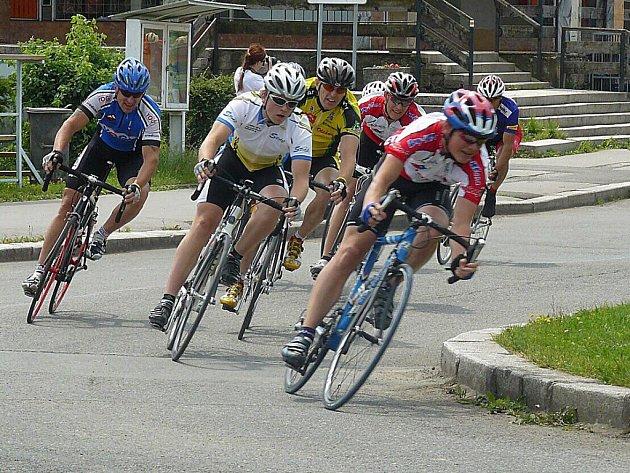 Cyklisty čeká 7. srpna Tříhodinovka a Pětihodinovka, která je nejdelším závodem seriálu SPAC 2010.