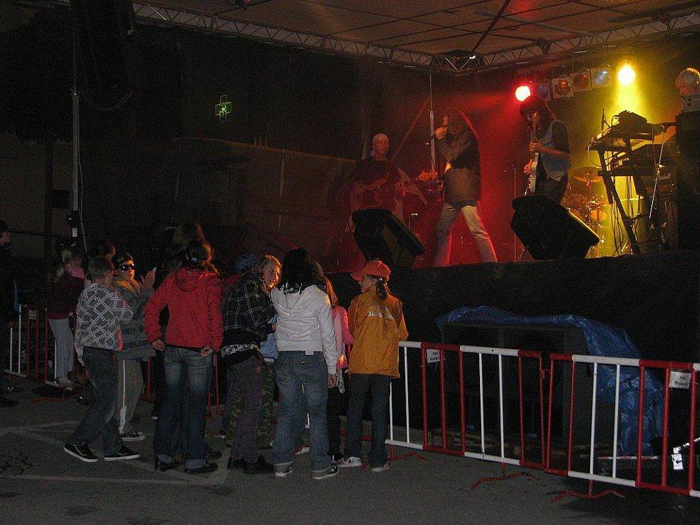 Den města Brušperku slavilo v sobotu 11. září na náměstí J. A. Komenského přibližně 500 lidí.