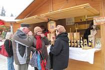 Tradiční Vánoční jarmark potěšil obyvatele Třince a okolí.