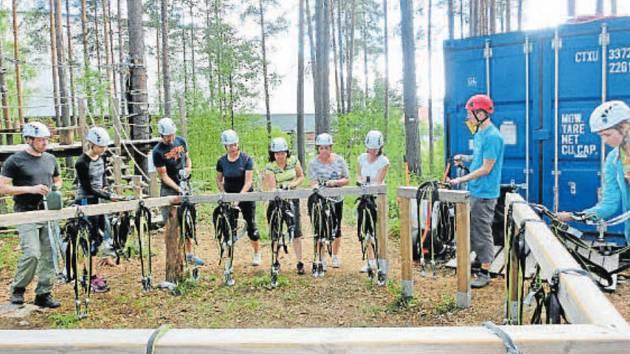 Učitelé MŠ a ZŠ V Bukovci prošli několika školeními.