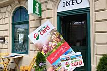 Beskydy card je k dostání i v turistickém informačním centru ve Frýdku-Místku.