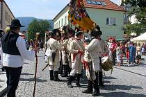 Centrum Frýdlantu nad Ostravicí v sobotu patřilo historickým slavnostem.