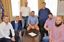 Zástupci ČSSD, ANO a KDU-ČSL se dohodli na společné koalici.