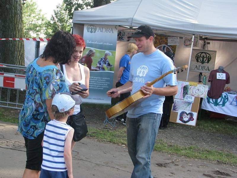 Festival Sweetsen ve Frýdku-Místku.