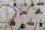 Nová mapa, Dřevěné stavby a zajímavosti Frýdecko-Místecka, Frýdlantska a okolí.