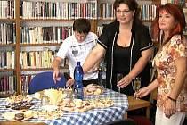 Občané obce Lučina slavnostně zúčastnili otevření nové knihovny. Stalo se tak 14. září v bývalých prostorech Městské policie.