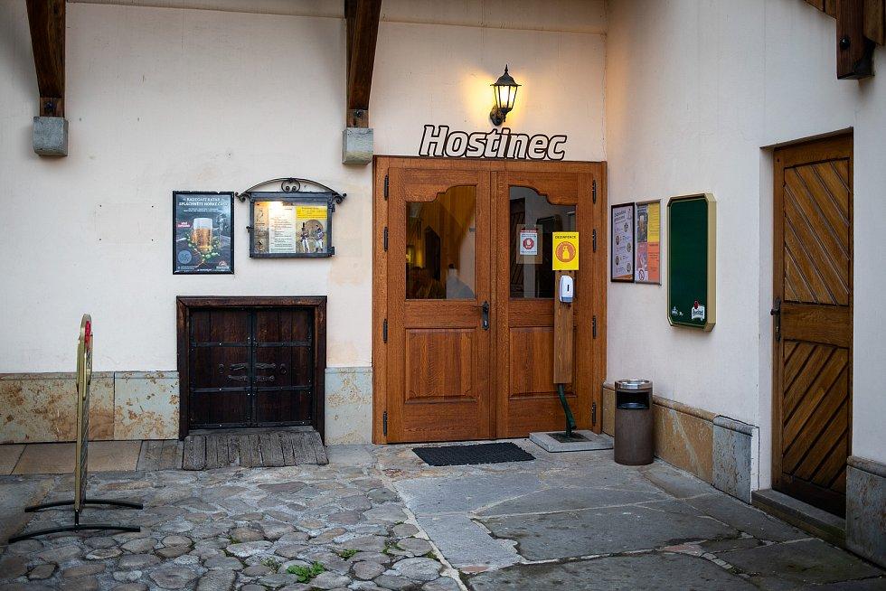 Restaurace U Křivého psa, 5. června 2020 ve Frýdku-Místku