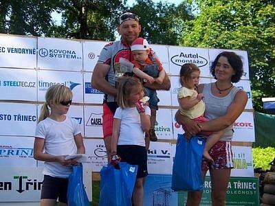 Vendryňský kotár má za sebou osmý ročník. Zazávodili si cyklisté nejrůznějších kategorií.