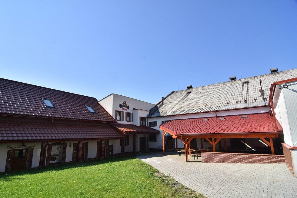 Koníčkův dvůr, Vojkovice.