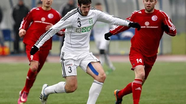 MFK OKD Karviná - Fotbal Třinec 1:2.