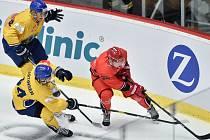 Oceláři (v červeném) proti Hamaru.