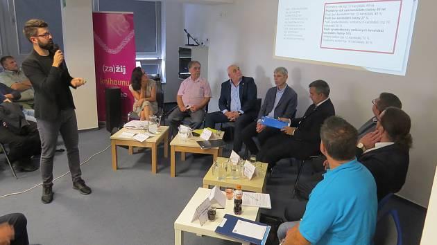 Předvolební debata v Třinci.