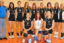 Palkovické volejbalistky.