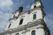 Bazilika minor Navštívení Panny Marie ve Frýdku.