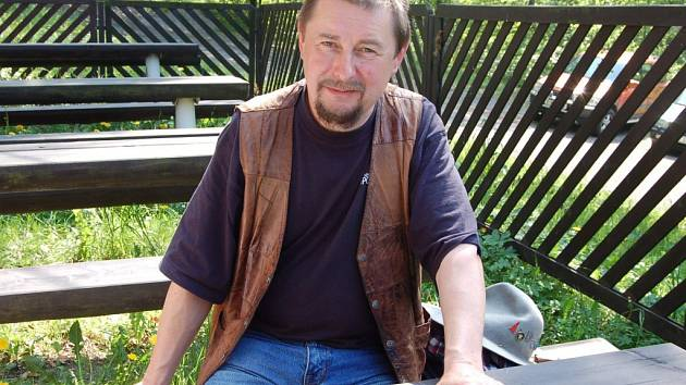 Kurátor Třineckých dnů umění Stanislav Zorman (na archivním snímku).