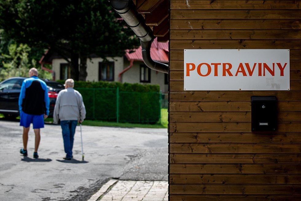 Kunčice pod Ondřejníkem, 12. července 2020.