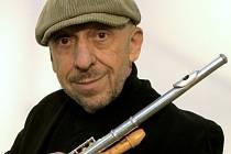 Multiinstrumentalista Jiří Stivín vystoupí poslední lednový pátek v ND Frýdek-Místek.