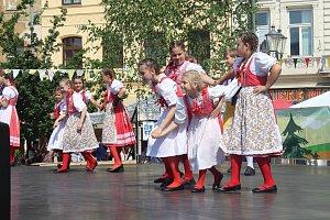 Mezinárodní folklorní festival Frýdek-Místek