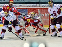 HC Oceláři Třinec – HC Sparta Praha 5:0