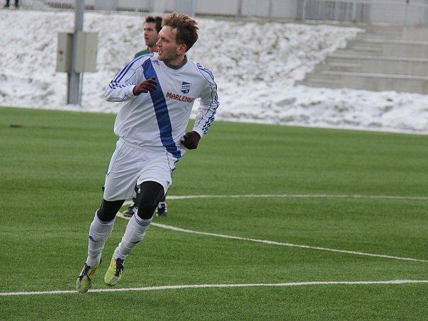 Frýdecko-místečtí fotbalisté zdolali vpřípravě čtvrtoligový slovenský celek zČadce 4:0.