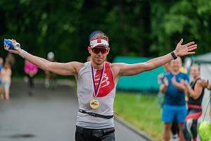 Vítěz Tibor Szabo.