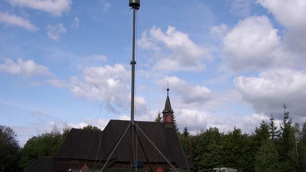 Radar Věra na Prašivé.