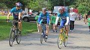 Řekni ne drogám – řekni ano životu, s tímto mottem odstartoval v pondělí dopoledne v Třinci 16. ročník cyklo-běhu za Českou republiku bez drog.