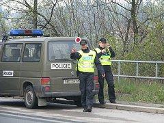 Cizinecká policie - Ilustrační foto.
