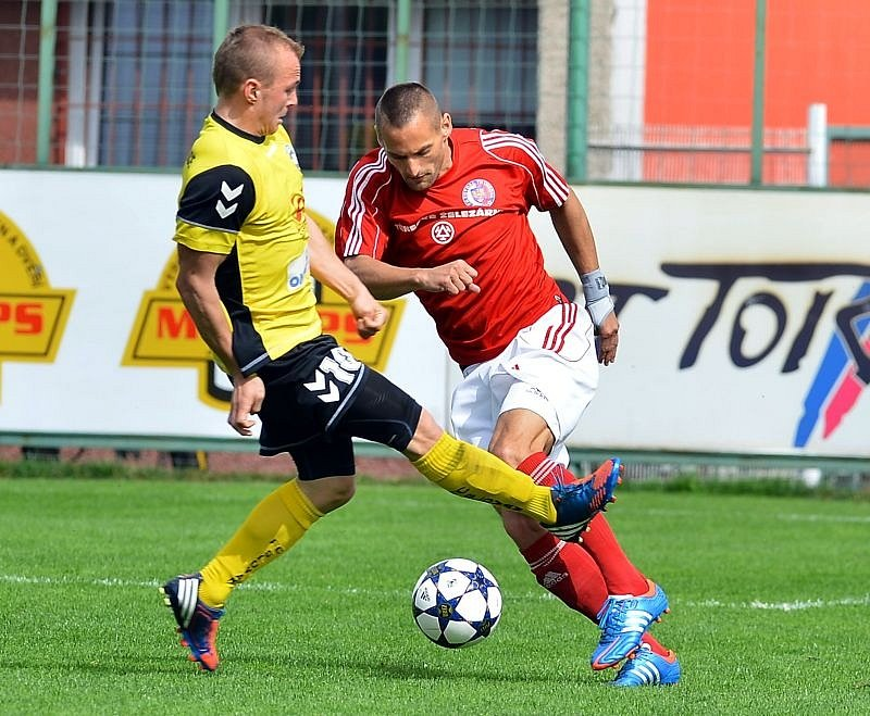 FK Fotbal Třinec - FC Slovan Rosice 8:0