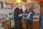 Mořeplavec Richard Konkolski vystavuje v Komorní Lhotce.