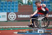 Paralympijský šampion Radim Běleš, Frýdek-Místek.