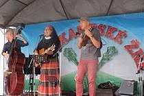 Patnáctý ročník multižánrového festivalu Muzikantské žně se konal v pátek a sobotu v areálu frýdeckého zámku.