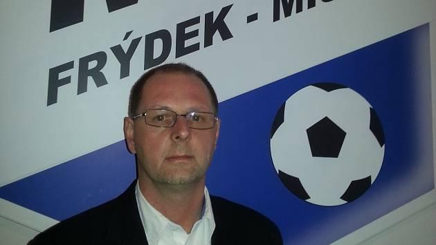 Radomír Myška působí ve vedení frýdecko-místeckého fotbalu již desátým rokem.