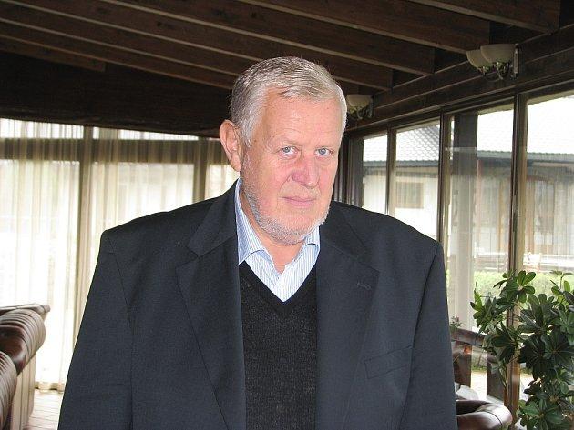Majitel Prosper Golf Resortu Čeladná Stanislav Pros.